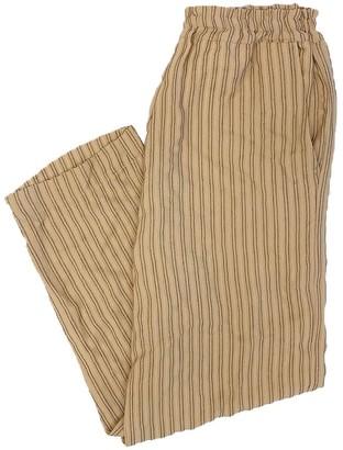Merritt Charles Harper Trousers | Desert Stripe