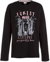 Bench FOREST Long sleeved top black