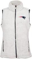 "Unbranded Juniors' NFL New England Patriots ""Intercepting"" Sherpa Vest"