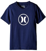 Hurley Dri Fit Icon Tee (Little Kids)
