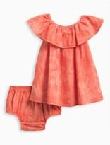 Splendid Baby Girl Tie Dye with Lurex Stripe Set