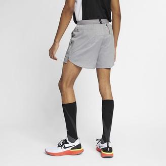"Nike Men's 5"" Brief-Lined Running Shorts Flex Stride"
