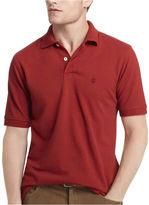 Izod Short-Sleeve Solid Piqu Polo