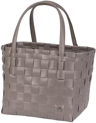 Handed By - Colour Match Shopper Bag - Ecru White