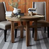 west elm Emmerson® Reclaimed Wood Round Dining Table