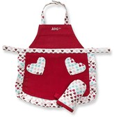 American Girl Valentine's Day Apron, Doll