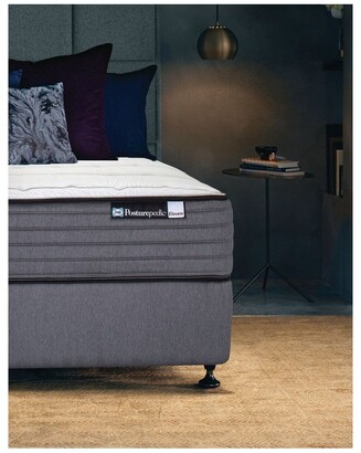 Sealy Elevate Calais Firm Mattress White