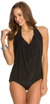 Magicsuit by Miraclesuit Solid Sophie Halter Tankini Top 8125291