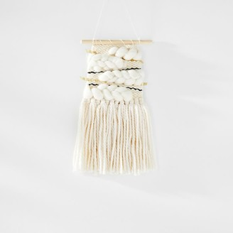 west elm Sunwoven Wall Hanging - Mini