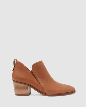 Jane Debster - Women's Brown Mid-low heels - Denzel - Size One Size, 37 at The Iconic