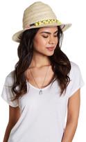San Diego Hat Company Pompom Panama Hat