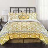 Republic Metro Mustard 4-piece Bed Set