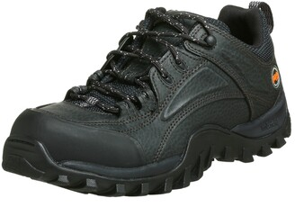 Timberland Men's 40008 Mudsill Low Steel-Toe Lace-Up