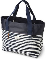 Sperry Large Beach Tote Navy