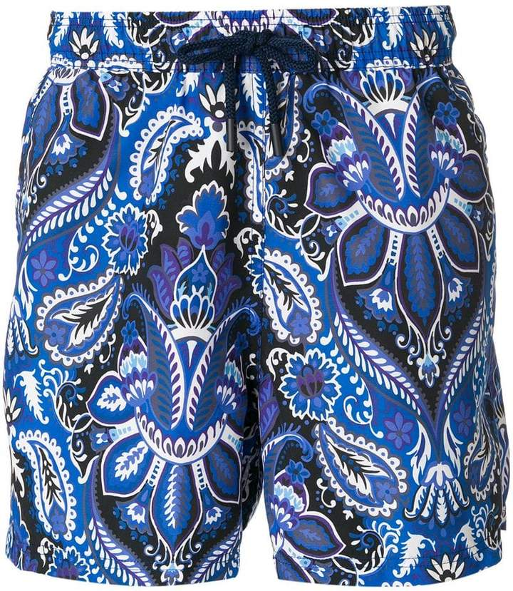 09b3d74481 Paisley Print Swimsuits For Men - ShopStyle