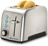 Toastmaster Stainless Steel 2-Slice Toaster