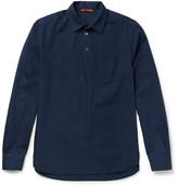 Barena - Pavan Dalma Cotton-jacquard Shirt