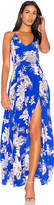 Yumi Kim Jasmine Maxi Dress in Royal. - size XS (also in )