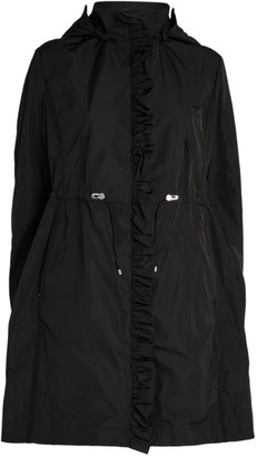 Moncler Outremer Ruffle Jacket
