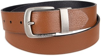 Columbia Men's Leather Reversible Casual Belt