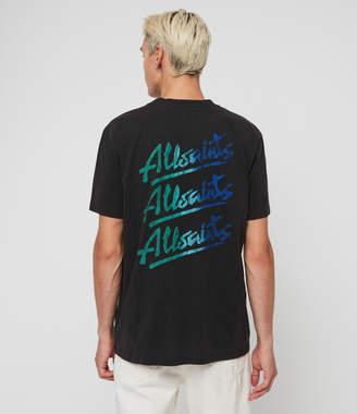 AllSaints Alvays Short Sleeve Crew T-Shirt