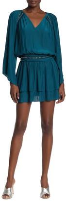 Ramy Brook Colleen Stud Embellished Dress