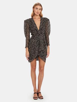 IRO Victoria Silk Mini Dress