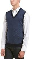Brooks Brothers Wool Vest.