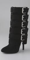 Balmain Giuseppe Zanotti for Balmain Multi Buckle Boots
