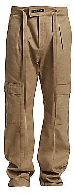 Fear Of God Men's Sixth Collection Oversized Cargo Trousers
