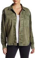 Volcom Matadora Military Shirt Jacket