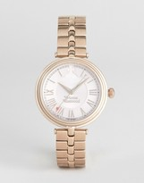 Vivienne Westwood Vv168nunu Bracelet Watch In Gold