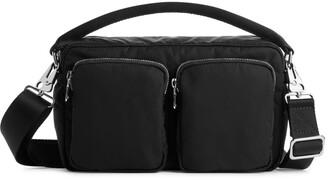 Arket Multipocket Crossbody Bag
