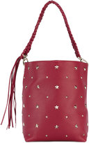 RED Valentino stars studded shopping bag - women - Calf Leather - One Size