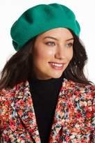 14th & Union Classic Wool Blend Beret