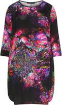 Manon Baptiste Plus Size Floral print dress
