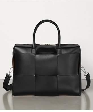 Bottega Veneta Briefcase In Urban Leather Calf