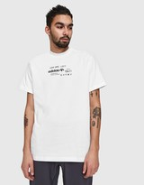 AW Graphic Tee in Core White