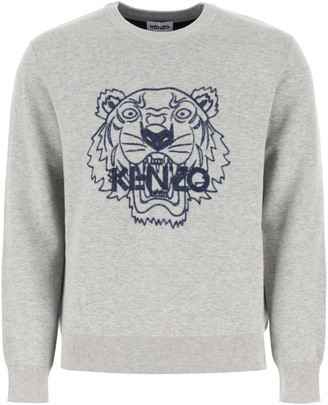 Kenzo Sweater With Tiger
