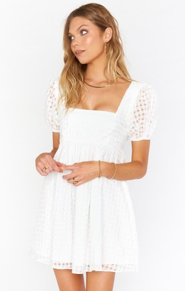 Show Me Your Mumu Smitten Babydoll Dress