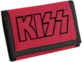 SIK Kiss Wallet classic band Logo gene simmons new Official Bifold