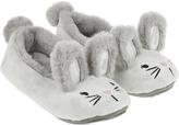 Accessorize Rosie Bunny Ballerina Slippers
