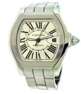 Cartier Roadster 3312 Stainless Steel with Silver Dial 40mm Mens Watch