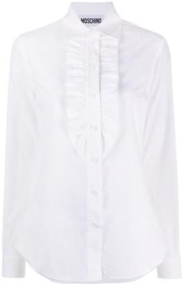 Moschino Ruffle-Detail Shirt