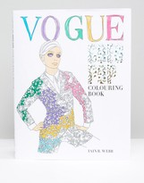 Books Vogue Goes Pop Colouring Book