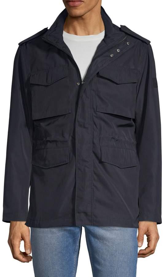 c76d2b4e75 Stand Collar Jacket