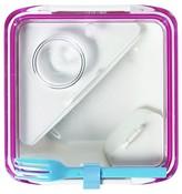 """Black + Blum Box Appetit – Pink - 7.48"""": x 7.48""""W x 2.17""""H"""
