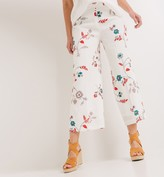 Promod Patterned trousers