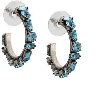 Dannijo Isa hoop earrings