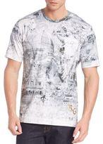 Robert Graham Abstract Printed T-Shirt